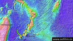 ENCUENTRAN UN CONTINENTE PERDIDO SOBRE EL OCEANO INDICO PODRIA SER LEMURIA?