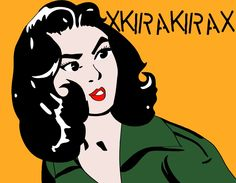 comic girls pop art - Google Search
