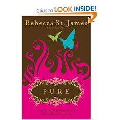 Pure: A 90-Day Devotional for the Mind, the Body & the Spirit by Rebecca St. James amazon.com