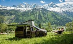 Finally, a Van You Definitely Could Live in Down by the River