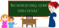 Frases de Volta às Aulas - Textos e Mensagens Curtas para Inicio do ano Family Guy, Fictional Characters, Welcome To School, School Doors, Beginning Of Year, Back 2 School, First Day Of School, Fantasy Characters, Griffins