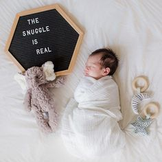 The Original Hexagon Letter Board BUNDLE: Includes Letter Board Letters Numbers Characters Scissors Canvas Bag Easel Stand Wall Hook Monthly Baby Photos, Newborn Baby Photos, Baby Boy Photos, Newborn Baby Photography, Newborn Pictures, Baby Bump Pictures, Milestone Pictures, Funny Baby Pictures, One Month Old Baby