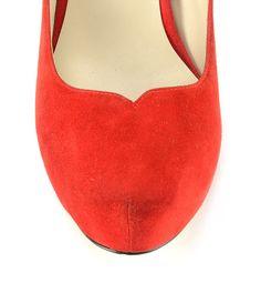Designer Shoes, Footwear, Wedges, Tote Bag, Heels, Red, Bags, Fashion, Heel