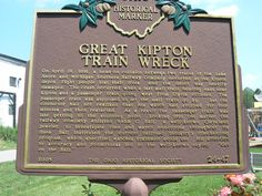 Kipton Train Wreck