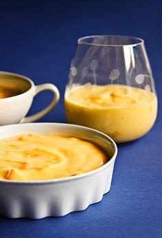 Easy Mango Pudding