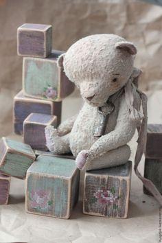 Купить Кубики деревянные интерьерные - кубики, кубики деревянные, кубики интерьерные, кубик, винтаж, деревянный