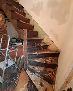 Nova Scotia, Old Houses, Restoration, Stairs, Home Decor, Old Homes, Ladders, Homemade Home Decor, Ladder