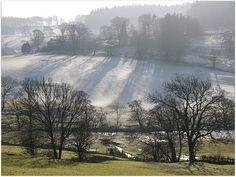 Forest of Bowland, Lancashire, England. Christmas Is Coming, Winter Is Coming, Local Attractions, Lancaster, Great Britain, Mists, Country Roads, England, Journey