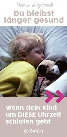 Mehr Schlaf ist nicht nur gut für die Kinder, sondern vor allem für ihre Eltern.