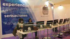 """Nuestra sala """"Andalucía Network"""" para profesionales del turismo ya lista en #Fitur2015"""