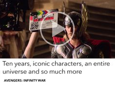 An epic 10 years of the Marvel Cinematic Universe all leads to Avengers: Infinity War Disney Plus, Iconic Characters, Infinity War, Marvel Cinematic Universe, 10 Years, Avengers, Star Wars, The Avengers, Starwars