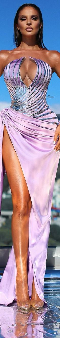 Purple Lilac, Gorgeous Women, Pin Up, Gowns, Pure Products, Clothes For Women, Sexy, Swimsuits, Bikinis