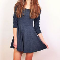 Charcoal Desire Dress from Siren London. Saved to Dresses. Shop more products from Siren London on Wanelo. Dress Skirt, Dress Up, Everyday Dresses, Lovely Dresses, Dress Backs, Charcoal, Dresses With Sleeves, My Style, Casual