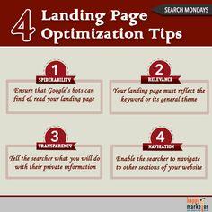 Landing Page Optimization tips  http://wpmarketingsolutions.com/