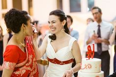 Beautiful Hindu Jewish Lesbian Wedding   M2 Photography 100 width=