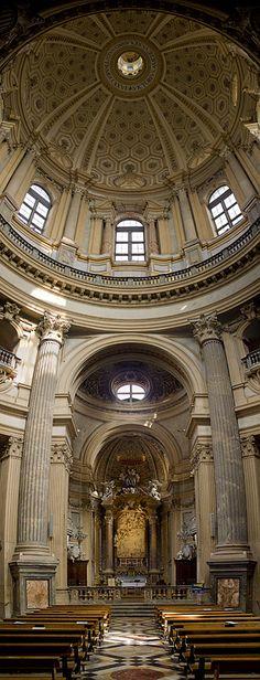 Basilica di Superga (indoor) - Turin Piemonte Italy http://www.monarch.co.uk/italy/turin/flights