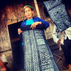 Hmong - hemp mountains of Laos