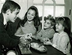 George Clooney, 7anos  (1968)