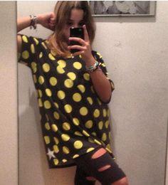Matilde #levostrefoto #shopartmania #tshirt #cap #accessories#sweatshirt#collection #new #fallwinter13 #cap #troppobella #nuovefantasie #hashtag #superfashion #cool