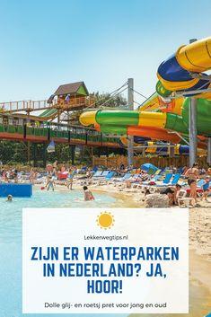 Zijn er waterparken in Nederland? Backpacking, Camping, Day Trips, Netherlands, Holland, Amsterdam, Activities For Kids, Road Trip, City