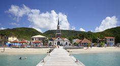 Le village des Anses-d'Arlets. #Martinique #Antilles #France