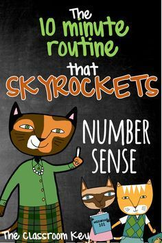 The 10 Minute Routine that SKYROCKETS Number Sense, you'll want to try number talks in your elementary math class right away!