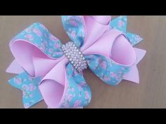 Diy Hair Bows Diy Bow Little Girl Hairstyles Diy Hairstyles Hair Bow Tutorial Diy Hair Accessories How To Make Bows Ribbon Bows Ribbons Diy Bow, Diy Ribbon, Ribbon Bows, Ribbons, Pink Hair Bows, Hair Bow Tutorial, Boutique Hair Bows, Making Hair Bows, Diy Hair Accessories