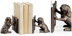 Bookends featuring reading!