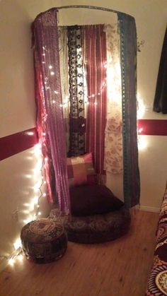 Personal inside meditation space