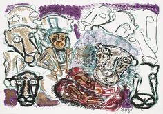 Bjarne Melgaard - u. Fine Art, Kunst, Visual Arts