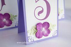 """Номер стола """"Сиреневый блюз""""  #wedding  #violetwedding #weddingdecor #weddingaccessories #свадьба #свадебныеаксессуары"""