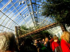 NYC Replica's at the New York Botanical Garden's Holiday Train Show!