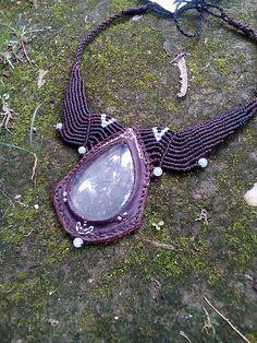 No.Na / WUTI - žena Gemstones, Leather, Jewelry, Fashion, Moda, Jewlery, Gems, Jewerly, Fashion Styles