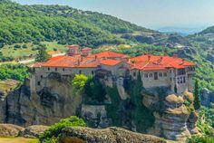Wauw! De Meteora kloosters in Griekenland zijn prachtig!