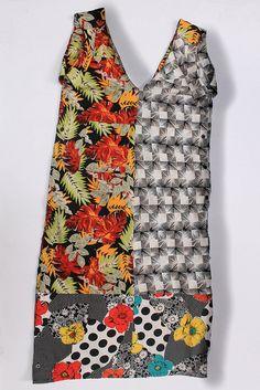Vestido Half-Half S 6498 | ROPA DOCEÑADA | Flickr
