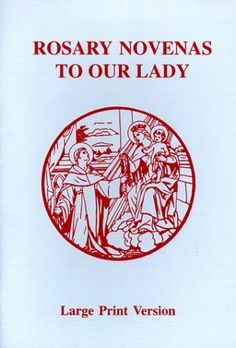 Rosary Novena's to Our Lady by Charles V. Lacey http://www.amazon.com/dp/0879461977/ref=cm_sw_r_pi_dp_mI0nub0X3KCGV