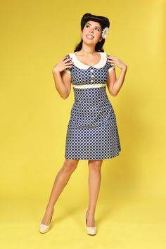 b02acb961105 Our Dolly dress was created to send updated