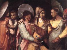 File:Unknown painter - Scene from the Commedia dell'Arte - WGA23630.jpg