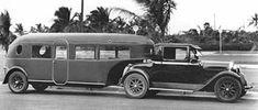 Aerocar - Part 1, Curtiss Aerocar, Aerocar Trailer, Aerocar Corp., Opa-locka, Coral Gables, Miami, Florida, Aerocar Co. of Detroit, Aero-Car...