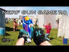 Nerf meets Call of Duty: Gun Game