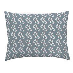 white padda on Campine by tezukuri_ Pillow Shams, Bed Pillows, Pillow Cases, Custom Fabric, Spoonflower, Wallpaper, Design, Home Decor, Pillowcases