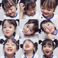 Cute Asian Babies, Korean Babies, Asian Kids, Cute Babies, Cute Little Baby, Little Babies, Baby Love, Baby Kids, Cute Baby Girl Pictures