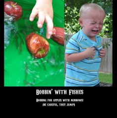 family fear factor bobbin with fishes by LSS