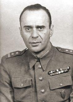 Józef Goldberg vel Józef Różański. Żydo-komunistyczny kat i zbrodniarz Agent NKWD MBP.    Gorliwy morderca polaków. History