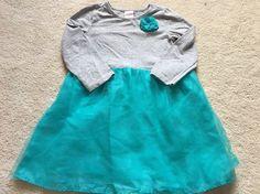NWT Gymboree Blue Safari Zebra Dress 12 18 24 mo 3T 5T Girl Toddler