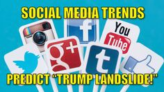 "Donald Trump is a powerful social media force. Trump's following is made up of loyal and passionate supporters who freely and actively spread his America First agenda. Meanwhile, Hillary's online presence is made up of paid online trolls who canvas social media platforms attacking you if you dare to challenge Clinton's propaganda machine. Gateway Pundit is reporting on social media trends, which they say show a ""Trump landslide"" in the future. Current polls show the race for President is…"