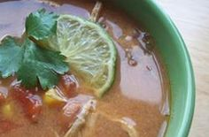 Slow-Cooker Chicken Tortilla Soup — Punchfork