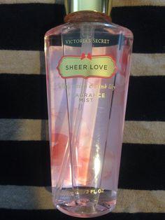 Sheer love 2 oz