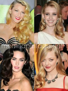 old hollywood waves - hair Hollywood Glamour Makeup, Hollywood Glam Hair, Hollywood Stars, Hollywood Waves, Retro Hairstyles, Wedding Hairstyles, Amazing Hairstyles, Bridal Hair And Makeup, Hair Makeup