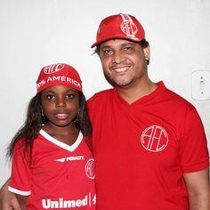 Fernando e sua filha, que bela dupla!